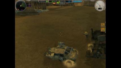 Еxmachina - Hard Truck Apocalypse mod - битки на арената 11