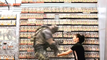 Army of Two The 40th Day Salem & Rios Visit Gamestop Trailer [hd]