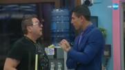 Скандалът между Шеф Петров и Дани Златков предизвиква намесата на Big Brother - VIP Brother 2017