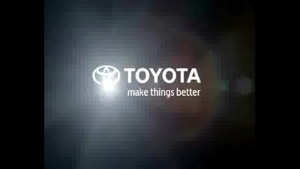 Реклама На Toyota :-D