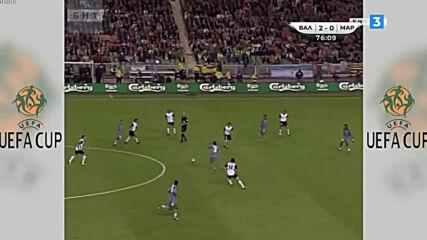 Валенсия - Олимпик Марсилия Финал Купа на Уефа 2004 второ полувреме