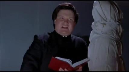 Scary Movie 2 Exorcist Scene