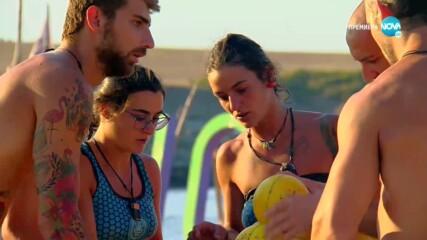 Игри на волята: България (18.11.2020) - част 3: Кое племе отива на СЪВЕТ?