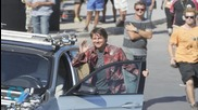 Tom Cruise Hangs From a Plane in 'Mission: Impossible 5' Teaser