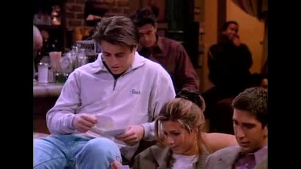 Friends - Joey s1e8