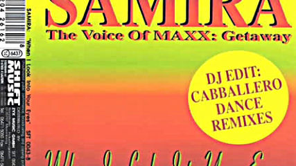 Samira - When I look into your eyes (radio Mix) (1995)