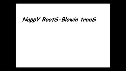 Nappy Roots - Blowin Trees
