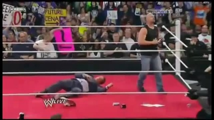 Stone Cold Returns Raw 2011 (hq)