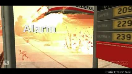 Alarm for Cobra 11 Intro (in Gta Iv)