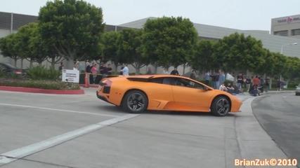 Звука на Lamborghini Murcielago Lp640 [ H D 720p ]