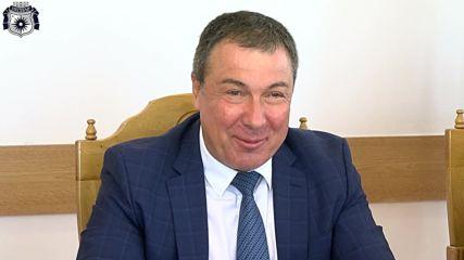 Кметът Николай Димитров отправи покана за приятелство към Мцхета