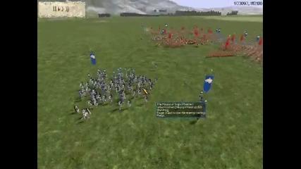 Rome Total War Online Battle #1344 Rome vs Rome3
