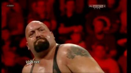 Wwe John Cena vs Big Show 1 Contenders Match For The Wwe Championship