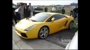 Lamborghini Gallardo - Летище София