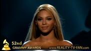 Мега Яко! Beyonce - If I Were A Boy (live Grammy Awards 2010) ( Високо Качество )