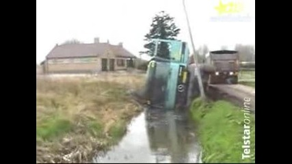 Най - Лeсния Начин Да Си Измиеш Камиона!