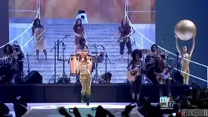 Beyonce - Irreplaceable Live @ World Music Awards 2006 * High Quality*