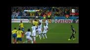 Мондиал 2014 - Хондурас 1:2 Еквадор - Обрат остави Еквадор в голямата игра!