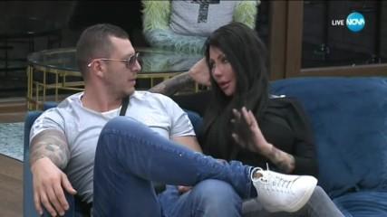 Борислав обвинява Никита за загубата на Мисията – Big Brother: Most Wanted 2018