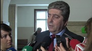 Първанов: Неработещи са формите на взаимодействие в коалицията