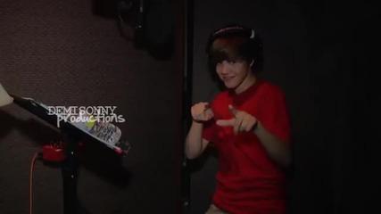 • Justin Drew Bieber. Im A Flirt • :)