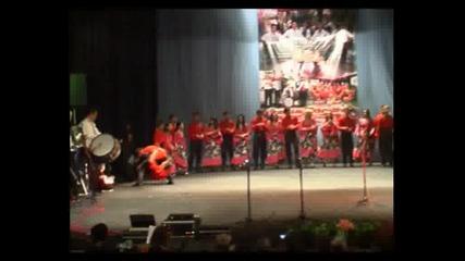 Dance ensemble Dobrudja Silistra