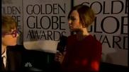 Джъстин Бийбър на червения килим ( Golden Globe Awards )