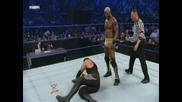 Smackdown 17.04.09 - The Undertaker vs Shelton Benjamin