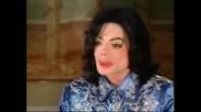 Michael Jackson - 60 мин интервю част 1 28.12.2003