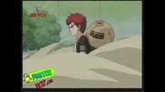 Наруто - Епизод 66 Джутцото на веждльото стилът на Саске Bg Audio