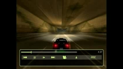 Nfsu2 Bayview Bridge Record 21.07