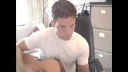 Kris Moyse - Numb (acoustic Cover)