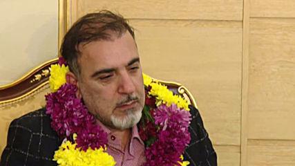 Iran: Released scientist arrives in Tehran after prisoner swap with US