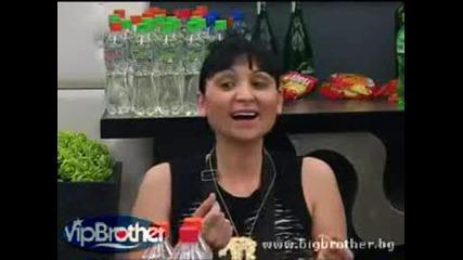 Vip Brother 3 - Софи пее индийска песен