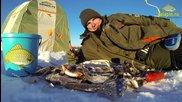 Риболов на лед - Екшън риболов - Иваньковское водохранилище