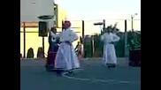 Индийски танциори В Бургас - Меден Рудник