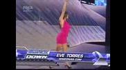 Eve Torres - 02.29.2008 Smackdown