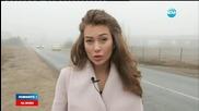 Пътищата в страната са хлъзгави