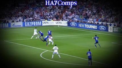 Cristiano Ronaldo - Goals, Skills & Passes - 2013-14 (part 2) - Hd