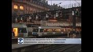 Стачка на машинистите в германския национален железопътен превозвач