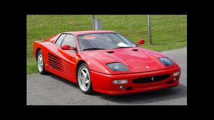 Ferrari istoriq