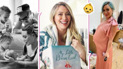 Три за щастие: Още една голяма холивудска звезда стана отново мама