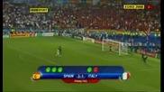 Испания 4 - 2 Италия - Дуспи[full Screeen]