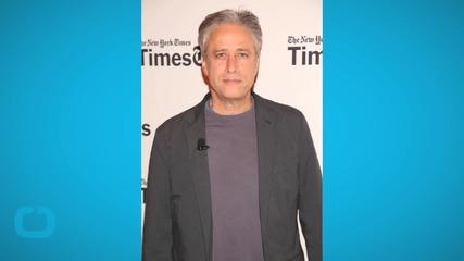 Jon Stewart Bids Farewell to 'Daily Show' Foreign Correspondent Jason Jones
