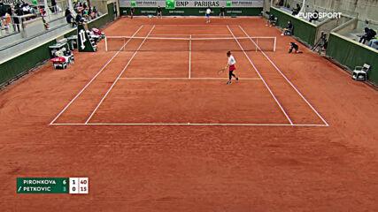 Highlights-tsvetana-pironkova-an Rg.mp4