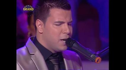 Jelena Kostov i Petar Mitic - Nemoj da me molis (Grand Show 04.05.2012)