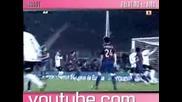 Barcelona - Zaragoza 0:1 C Diogo Goal