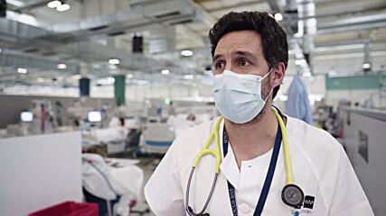 Spain: Madrid's pandemic hospital continues to receive patients amid rising COVID-19 cases