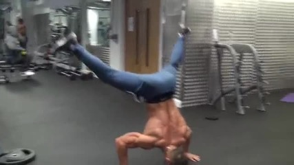 Натурални мускули !!!!