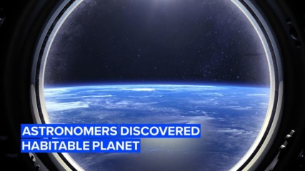 A planet was discovered with water vapor in its atmosphere!